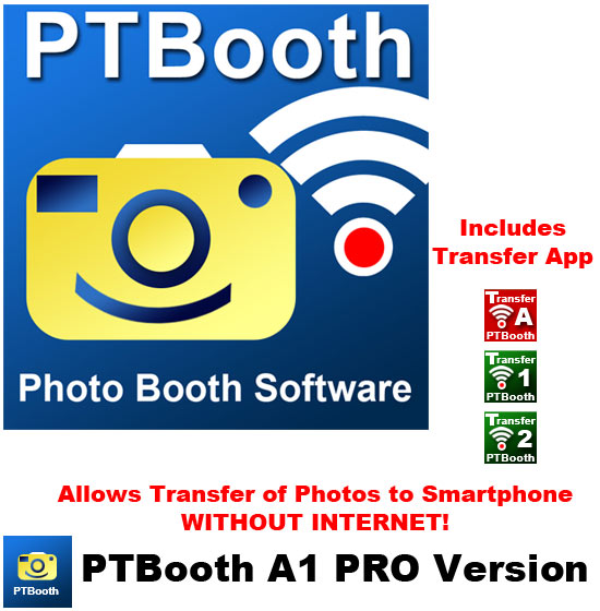 PTbooth Custom Photo Booth Software